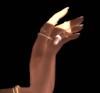 The Hand (Carla Putnam) Tags: hand secondlifehand slhand fingers bentorings meva bracelet petroff zoz