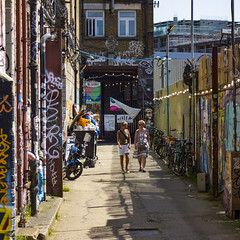 White Post Lane, Hackney Wick (London Less Travelled) Tags: uk unitedkingdom england britain london eastlondon hackney street urban city people wick