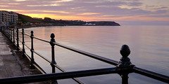 Evening Sun, North Bay, Scarborough (S.R.Murphy) Tags: coast coastallandscape landscape may2018 scarborough seascape coastal sea water sunset fujifilmxt2 fujifilmxf1024mm leefilters england unitedkingdom