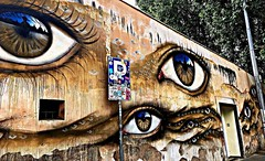 Rome 2018.05.07. Mural 1 - MMRP (Rainer Pidun) Tags: mural streetart rome
