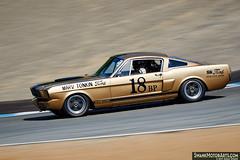 1966 Shelby GT350 (autoidiodyssey) Tags: 2017rolexmontereymotorsportsreunion rmmr montereyhistorics imsa rolexmontereymotorsportsreunion 1966 shelby gt350 peterreed salinas ca usa