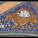 Samarqand UZ - Registan Sher-Dor-Madrasa Mosaik