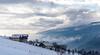 Lovely Mountain View (1durch0) Tags: berg fogg house italien italy jochtal meransen mountain nebel schnee ski snow snowboard südtirol tirol landscape nature composition white forest