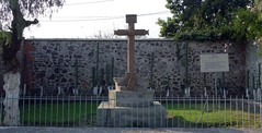 Atrial Cross, San Agustín de Acolman