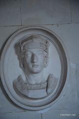 Замок Шенонсо Барельєфи InterNetri  France 074