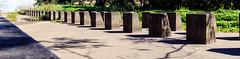 Flood Control (obLiterated) Tags: runcorn concreteblocks floodway dry concrete park