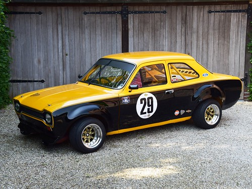 Ford Escort Mk1 RS1600 FIA historic racecar (1969)