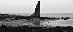 """TORRE DE SAN SATURNIÑO""  #PHOTOGRAPHY #NATURE #EXPRESSIÓN #IMAGINATION #BLANCOYNEGRO #RIASBAIXAS #CAMBADOS #GALICIA #PONTEVEDRA #BLACKANDWHITE#TORREDESANSATURNIÑO  #TOWER #TORRE (saffsunset) Tags: expressión photography pontevedra blancoynegro nature imagination riasbaixas galicia cambados tower torre reflejos historia paisajes landscape"