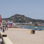 Playa de S'Abanell, Blanes, España thumbnail