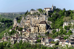 Rocamadour France (WorldPixels) Tags: rocamadour france rock old city