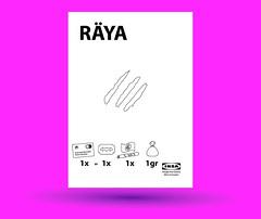RÄYA (vlekuona) Tags: