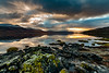 Loch Na Keal Sunset (irelaia) Tags: loch na keal sunset isle mull scotland landscape clouds