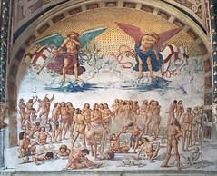 Le Jugement dernier (Cathédrale d'Orvieto, Italie) (dalbera) Tags: dalbera italie orvieto duomo cathédrale gothique jugementdernier