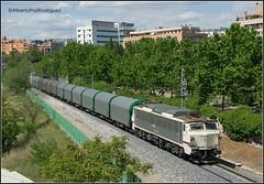 Bifurcación Planetario. (pazalberto269) Tags: 251 japonesas nikon d5300 trainspotting tracks tren trainspotter siderúrgico