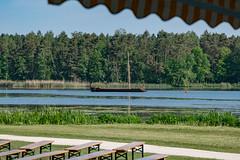 20180510_Himmelfahrt_2111.jpg (Peter Goll thx for +11.000.000 views) Tags: dechsendorferweiher dechsendorf erlangen römerboot fau fan lake pond wald wood
