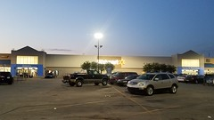 Final view from April 27th, 2018 (Retail Retell) Tags: olive branch ms walmart goodman road i22 hwy 78 craft desoto county retail project impact remodel classic decor remnants black 20 22 exterior repaint