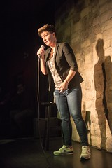 20180126_0064_1 (Bruce McPherson) Tags: brucemcphersonphotography amandahaymond comodey comedian standupcomedy fundraising springcleancampout livecomedy liveperformance comedyshow recovery recoveringaddicts yukyuks vancouver bc canada