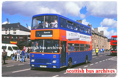 STRATHTAY SCOTTISH SM16 E416GES (SCOTTISH BUS ARCHIVES) Tags: strathtayscottish e416ges mcwmetrobus alexanderrltype 816 scottishbusgroup e36lsl wlt316 iib6015