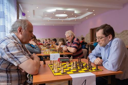 Grand Prix Spółdzielni Mieszkaniowej V Turniej-84