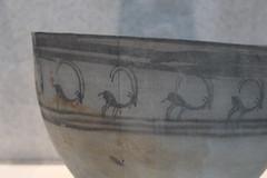 Jiroft Museum (87) (edow) Tags: southiran iran cyrus darius persia kerman bam jiroft halil halilriver halilrood konarsandal konar sandal kenar 3rd thirdmillenniumbc bronzeage chlorite conicalvase mythicalcreatures sumerian indus iraq india civilization mesopotamia tabriz tehran nationalmuseumtehran