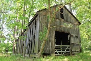 Chapman SP ~ the old barn