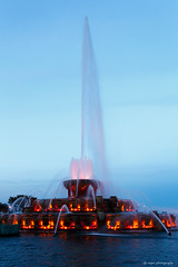 Buckingham Fountain (dpsager) Tags: buckingham chicago dpsagerphotography lakemichigan lakefront fountain