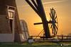 Sunset (Fotografie, Gouda) Tags: gouda mallemolen zonsopkomstenondergang zonsondergang zonlicht sunlight sunsetlight mill windmill windmolen molen avondlicht rinuslasschuyt lasschuyt nikon nikond7200 nederland thenetherlands nl goudenuur