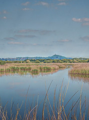 FromHamWallToGlastonburyTor - Copy (iankellybn26dj) Tags: uk england dorset glastonbury nature natural landscape wetland sky spring photo hdr avalon marsh marshes clouds
