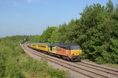 DSN_0556 (Carl Westwood) Tags: 220518 67027 67023 1q48 derby rtc tyseley | hicks lodge colas rail railfrieght class 67 network test train
