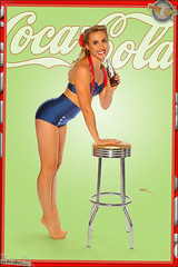 Pinups - It's the 'Real' Thing (Dietz Dolls Pinup Photography) Tags: 1940s advertisement bathingsuit beautiful bikini bikinibabe cocacola cocacolagirl coke cute girl legs model modelphotography photography pinup pinupart pinupgirl pinupmodel pinupphotography retro retropinup sexy soda sodapop swimsuit swimwear vintage woman cokepinup vintagepinup swimsuitmodel pinupswimsuit cocacolaad retrobikini cocacolapinup pinupbikini 1940spinup bikinibody pausethatrefreshes