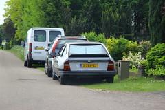 1987 Citroën CX 2.0 Leader (Dirk A.) Tags: 3zbr37 sidecode8 1987 citroën cx 20 leader