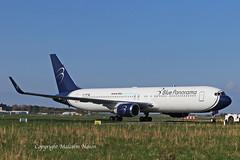 B767-323ER EI-GEP BLUE PANORAMA (shanairpic) Tags: jetairliner passengerjet b767 boeing767 shannon irish bluepanorama eigep