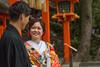 The look (Mustafa Kasapoglu) Tags: bride groom bridal japan faces look people