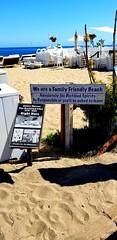 Rockford Files filming location (mercycube) Tags: jamesgarner therockfordfiles filminglocation malibu beach sign memorial paradisecove familyfriendly