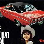 1969 Dodge Dart White Hat Special thumbnail