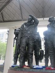 Flight Engineer, RAF Bomber Command Memorial, Philip Jackson (Sculptor), Hyde Park Corner, London (3) (f1jherbert) Tags: canonpowershotsx620hs canonpowershotsx620 canonpowershot sx620hs canonsx620 powershotsx620hs canon powershot sx620 hs powershotsx620 powershoths londonengland londongreatbritian londonunitedkingdom greatbritain unitedkingdom london england uk gb great britain united kingdom sculptures art sculptors