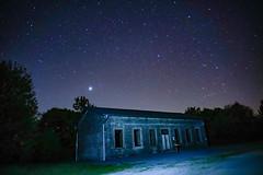 Sternenhimmel im Nationalpark Eifel (clemensgilles) Tags: night wollseifen beautiful astrofotographie stars sternenhimmel nachtfotografie eifel deutschland germany