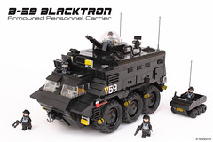 B-59 | Blacktron Armoured Personnel Carrier