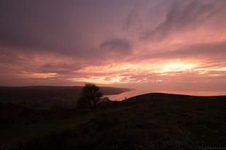 Twilight, Porlock Bay