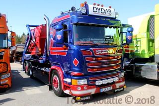 Sthlm Jansson Frank Transport Ab EGK889