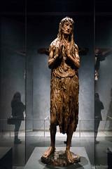 Donatello: Santa Maria Maddalena penitente, c 1450 (Anita Pravits) Tags: donatello firenze florence florenz italia italien italy museodelloperadelduomo museum saintmarymagdalene santamariamaddalena skulptur toscana toskana tuscany sculpture