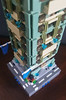 """""""Sandy Greens"""" Residential Tower, Photo 2 (BrickBlvd) Tags: lego micro microscale architecture building apartment residential"""