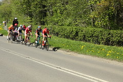 The Breakaway (Steve Dawson.) Tags: tourdeyorkshire mens cycle race bikes breakaway stage3 richmondtoscarborough randgrange yorkshire england uk canoneos50d canon eos 50d ef28135mmf3556isusm ef28135mm f3556 is usm 5th may 2018