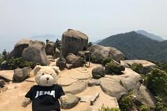 Jena on Miyajima-Tour (Christian Jena) Tags: miyajima misen mount hiroshima japan jena