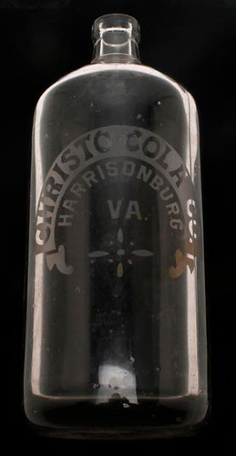 Christo Cola (Harrisonburg, VA) Seltzer Bottle ($336.00)