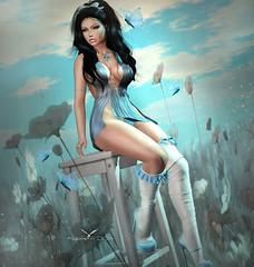 # ♥451 ᴡᴏɴᴅᴇʀʟᴀɴᴅ (sophieso.demonia) Tags: enchantment nomatch tres chic vanilla bae artis