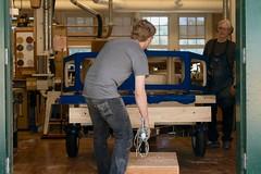 Creating the Art Float - Tam Makers - Martha Ture - April 2018 - Photo - 15