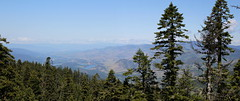 Bear Creek Valley panorama from the Pacific Crest Trail (rozoneill) Tags: cascade siskiyou national monument rogue river forest pacific crest trail pct oregon california hiking medford ashland soda mountain wilderness