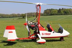 G-YROP (GH@BHD) Tags: gyrop magni magnigyro vpm m16c tandemtrainer magnigyrovpmm16ctandemtrainer gyrocopter gyro chopper rotor helicopter microlight pophammicrolighttradefair2018 pophamairfield popham aircraft aviation