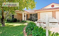 5 Shortland Street, Werrington County NSW